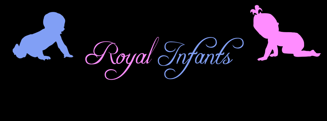 Royal Identity's Infant Collection